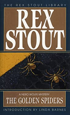 The Golden Spiders (A Nero Wolfe Mystery Book 22)
