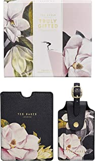Ted Baker Passport Holder & Luggage Tag, us:one Size, Opal
