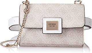 Guess Womens Money Belt, Beige - SG766880