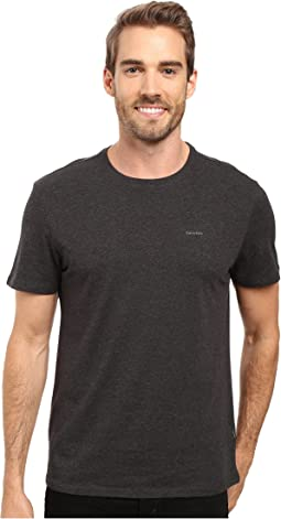 Calvin Klein Short Sleeve Pima Cotton Crew T-Shirt
