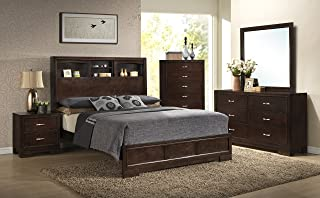 Enjoyable Amazon Com Brown Bedroom Sets Bedroom Furniture Home Home Interior And Landscaping Spoatsignezvosmurscom