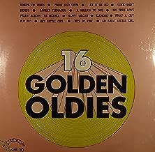 16 Golden Oldies Vol. 10 LP