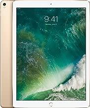 Apple iPad Pro 2 12.9in (2017) 512GB, Wi-Fi - Gold (Renewed)