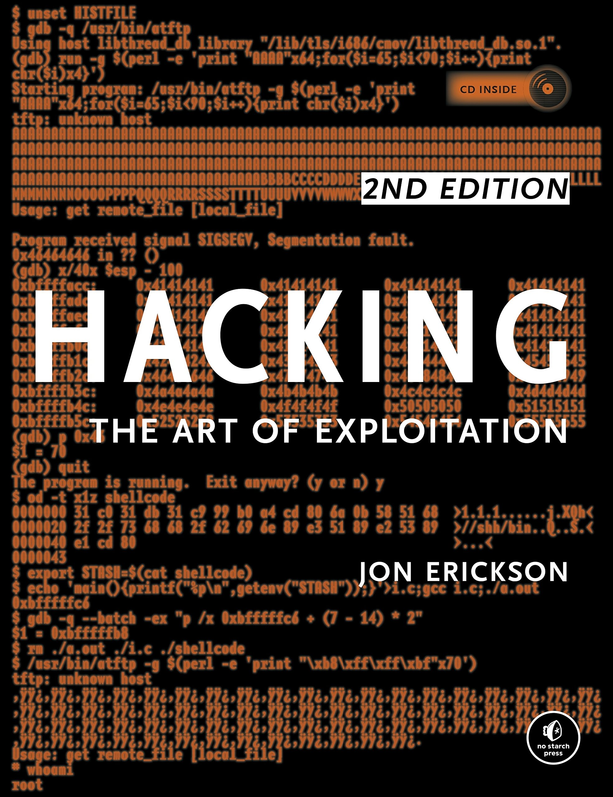 Download Hacking: The Art Of Exploitation, 2nd Edition 