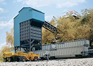 "Walthers HO Scale Cornerstone Series174 Coal Flood Loader 4 x 6 x 11"" 10 x 15 x 27.5cm"