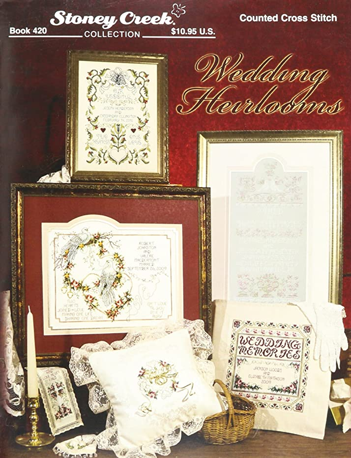 Stoney Creek Wedding Heirlooms Book