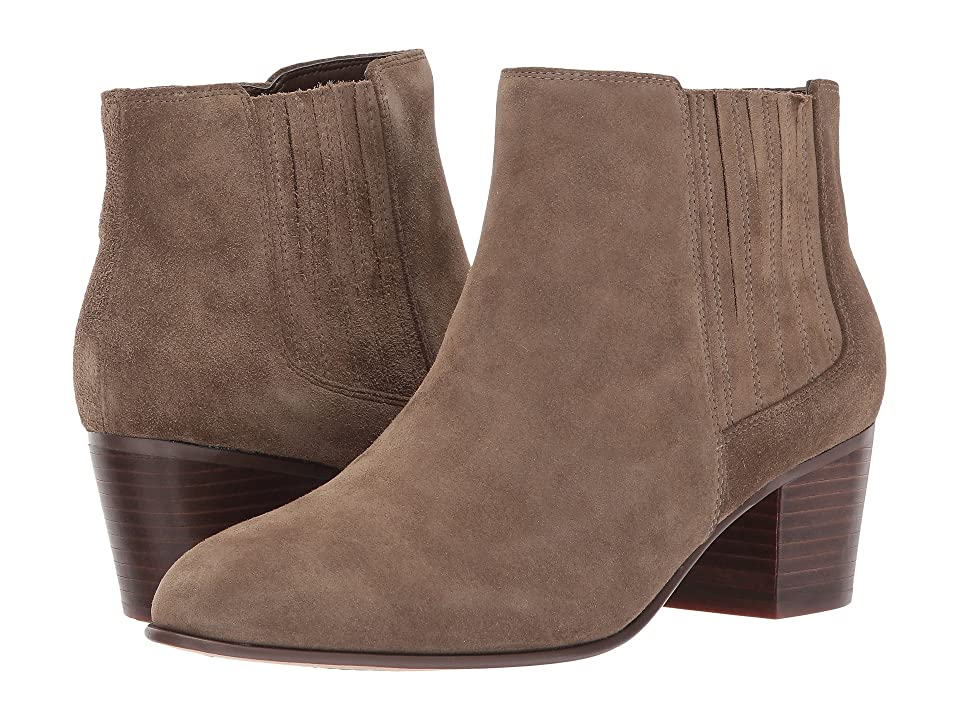 Clarks Maypearl Tulsa (Olive Suede) Women