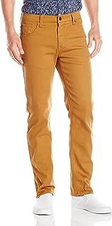 Men's Flex Stretch Basic Twill and Rinse Denim Pants