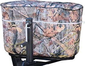 ADCO 2614 Camouflage Double 40 Game Creek Oaks Propane Tank Cover