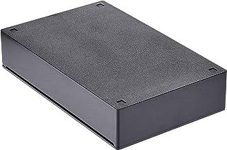 ブライトンネット 強速シリーズ 3.5インチHDDケース ( HDD簡単着脱・エコモード搭載・8TB対応・USB3.0接続 ) ブラック BI-35HDCASEU3/BK