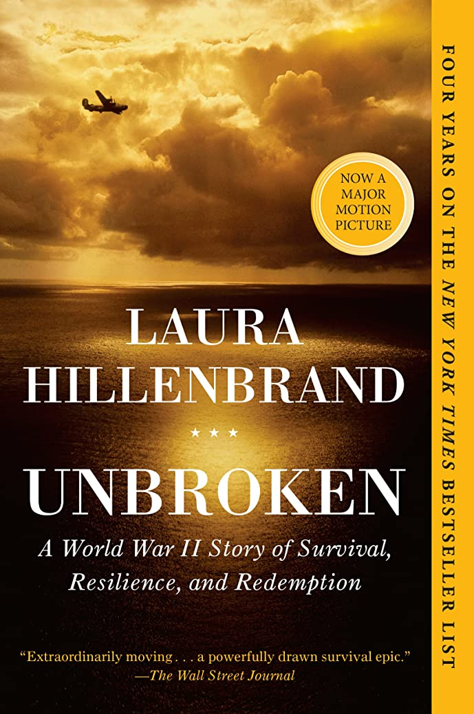 頼る賠償レンダーUnbroken: A World War II Story of Survival, Resilience, and Redemption (English Edition)
