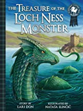 The Treasure of the Loch Ness Monster (Traditional Scottish Tales)