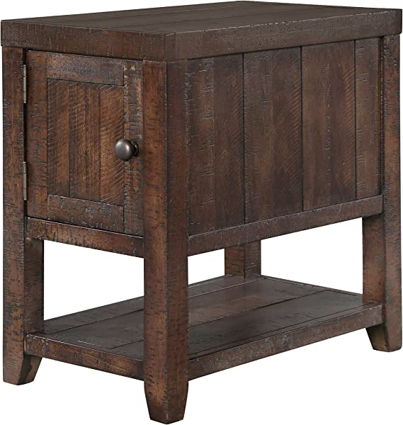 Magnussen T2528 Caitlyn Rectangular Chairside Table