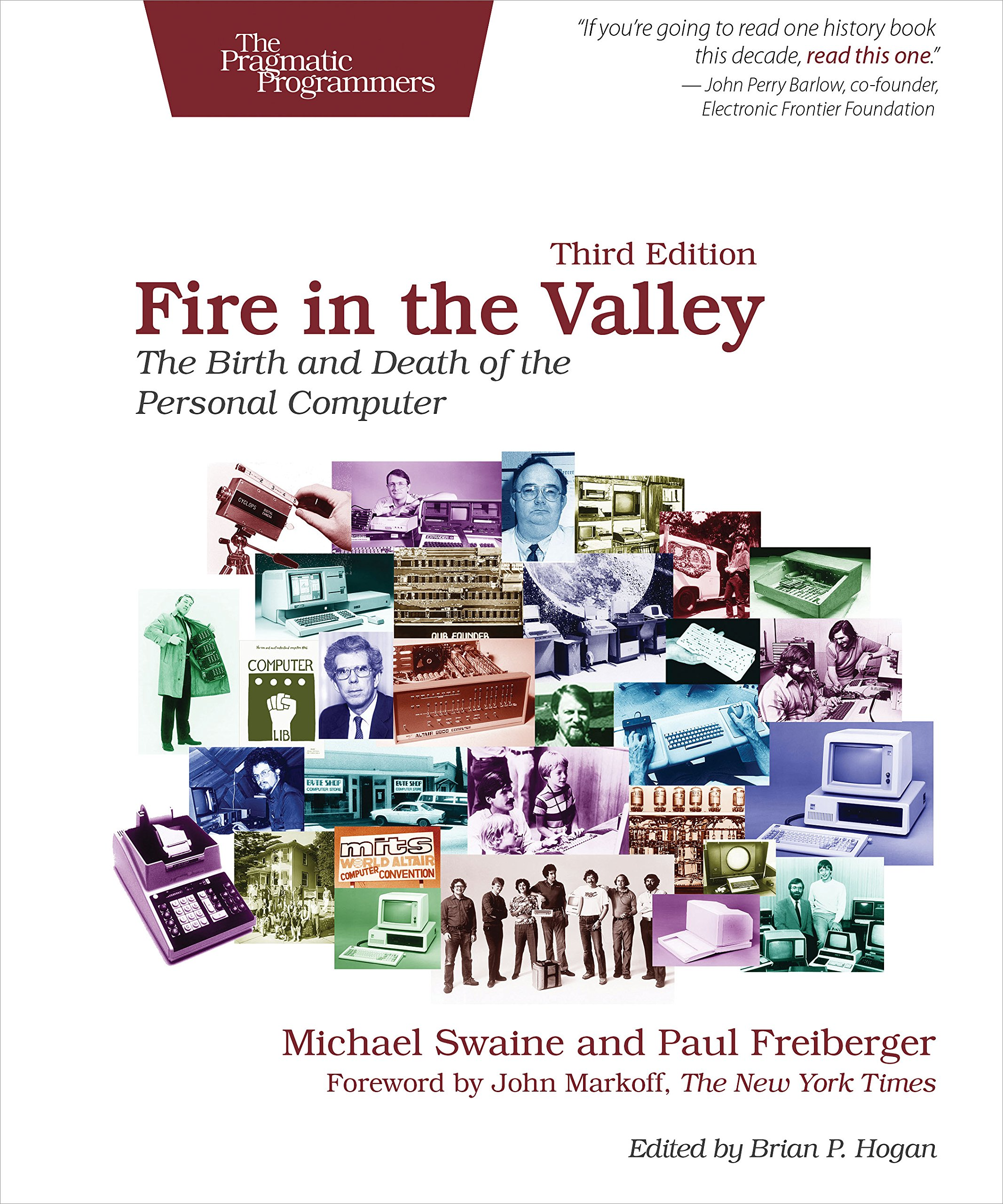 Image OfFire In The Valley: The Birth And Death Of The Personal Computer (English Edition)