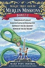 Magic Tree House Merlin Missions Books 1-4 (Magic Tree House (R) Merlin Mission)