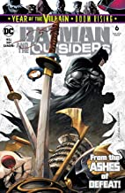 Best batman and the outsiders #6 Reviews