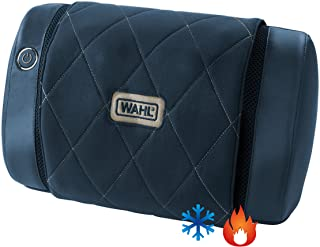 Wahl Hot-Cold Shiatsu Pillow Massager - For Neck, Upper & Lower Back, Shoulder, Legs, Feet, Full Body Pain Relief – Model 4136