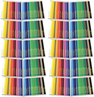 Sargent Art (SARAD) 22-7899 500 Assorted Colored Pencils