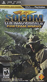 Best socom fireteam bravo psp Reviews