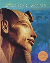 Harcourt Horizons: Student Edition World History 2005