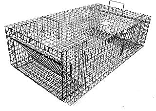 Tomahawk Model 450 - Repeating Reptile Trap