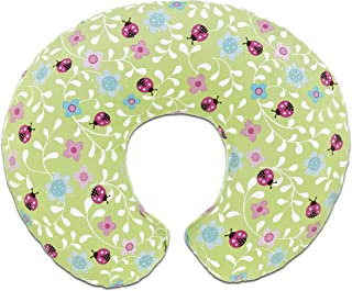 Chicco Boppy Pillow Lined Cotton Color Ladybug Lane