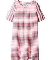 Kate Spade New York Kids - Bow Sleeve Shift Dress (Little Kids/Big Kids)