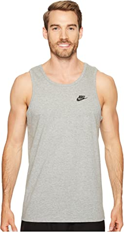Nike - Embroidered Futura Tank Top