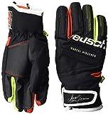 Reusch Kinder Marcel Hirscher R-TEX XT Junior Handschuh, Black/fire red, 4
