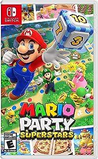 Mario Party Superstars - Nintendo Switch - Standard Edition