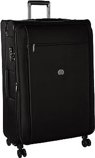 Delsey Luggage Montmartre+ 4 Wheel 29 Inch Exp Lug, Black