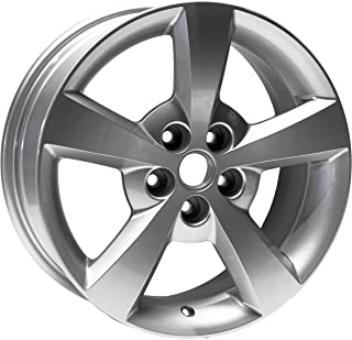 Dorman 939-632 Alloy Wheel with Painted Finish (17 x 7. inches /5 x 110 inches, 38 mm Offset)