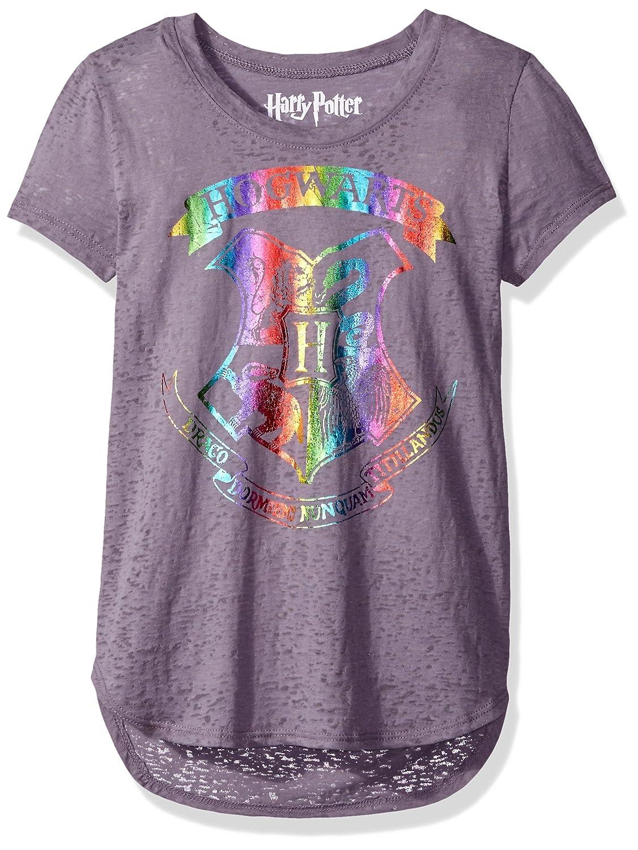 Harry Potter Girls Short Sleeves T Shirt