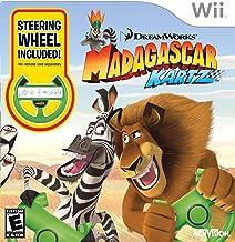 Madagascar Kartz com roda – Nintendo Wii (unidade com roda)