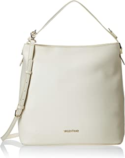 Valentino by Mario Valentino Boys Spacious on the inside Shoulder Bag, Color: Beige