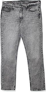سروال جينز 511 بمقاس ضيق باللون الرمادي (رمادي)، من ليفايس، المقاس: العرض 36 × الطول 34