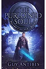 The Purloined Soul (Wizard's Helper Book 8) Kindle Edition