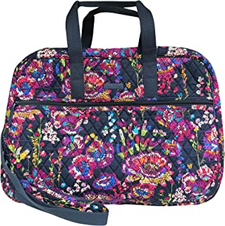 Grand Traveler Bag, Midnight Wildflowers