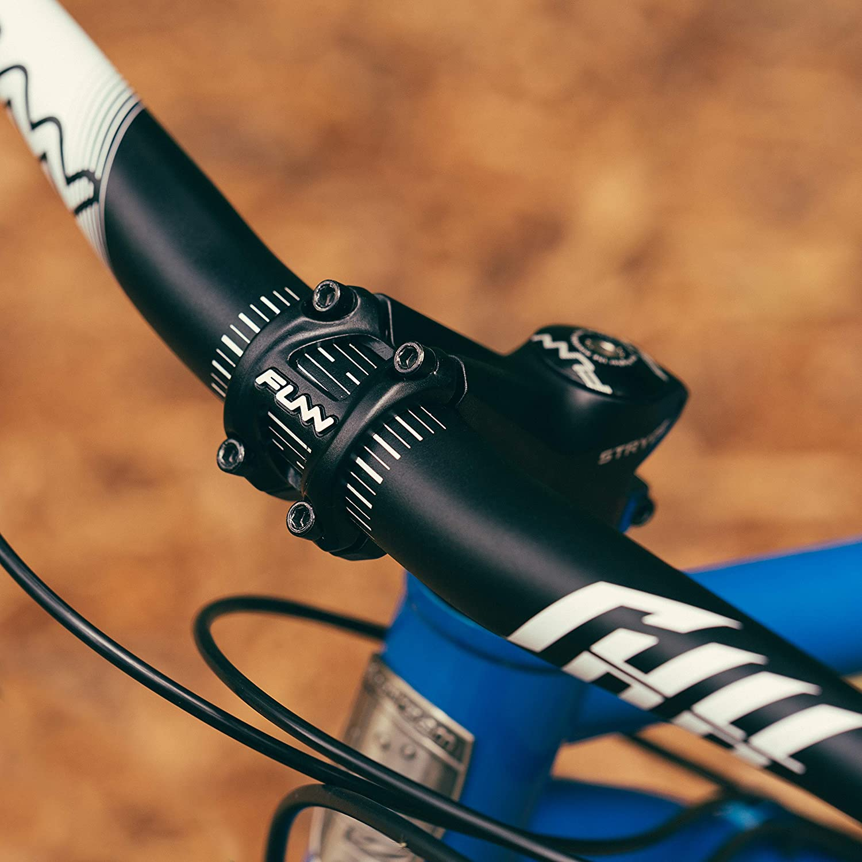 Funn Stryge Bicycle Riser Stem Bar Clamp 31.8mm 7 Degree