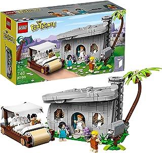 LEGO Ideas 21316 The Flintstones Building Kit, New 2019 (748 Pieces) (Renewed)