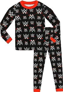 WWE Maglietta Maniche Corta per Ragazzi World Wrestling Entertainment