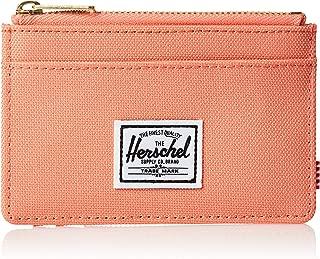 Herschel Unisex-Adult Oscar RFID Wallet, Fresh Salmon - 10397