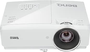 """BenQ 1080p DLP Business Projector (MH741), 4000 Lumens, Full HD 1920x1080, Wireless, 3D, HDMI, 10W Speaker, 2D Keystone, 100""""@8.2ft, 1.3x Zoom"""