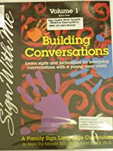 Sign with Me Vol. 1 Building Conversation McE VHS