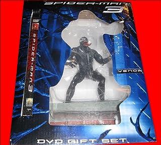 "EXCLUSIVE 10"" VENOM FIGURE - SPIDERMAN 3 Limited Edition DVD GIFT SET [Toy]"