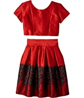 fiveloaves twofish - Holiday Beauty Dress Set (Big Kids)