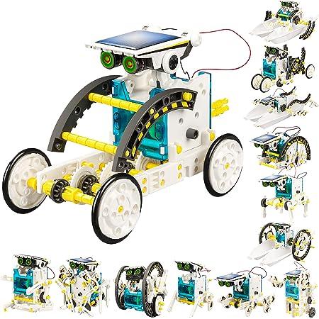 Educational Toys Toys & Games REMOKING Educational Solar Robot Kit ...
