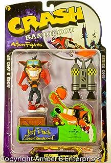 crash bandicoot universal studios