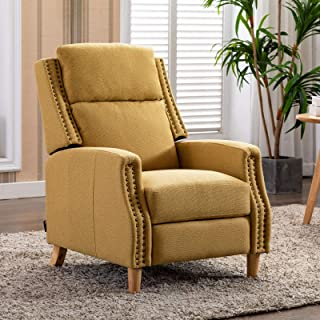 Amazon Com Living Room Chairs Yellow Chairs Living Room Furniture Home Kitchen
