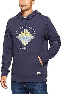 Burton Snowboards Men's Burkett Organic Pullover Hoodie Shirt